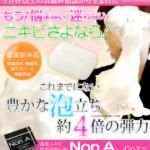 【NonA(ノンエー)】の!口コミ/最安値!【メンズ洗顔】